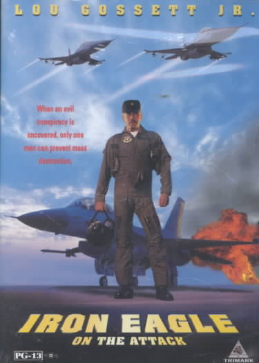 IRON EAGLE IV BY GOSSETT,LOUIS JR. (DVD)